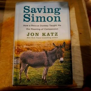 Saving Simon by Jon Katz